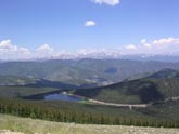 Colorado, cycling, bicycle touring, bicycle, Mount Evans, Mt Evans, Idaho Springs, Evergreen