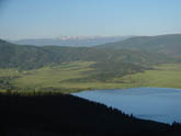 Colorado, cycling, bicycle touring, bicycle, Rabbit Ears Pass, Muddy Pass, Kremmling, Steamboat Springs