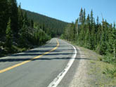 Colorado, cycling, bicycle touring, bicycle, Juniper Pass, Squaw Pass, Mt Evans, Idaho Springs
